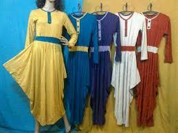 Model Baju Muslimah Tanah Abang Murah Terbaru